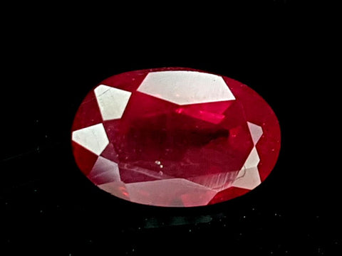 0.67CT NATURAL RUBY HEAT ONLY IGCMR30