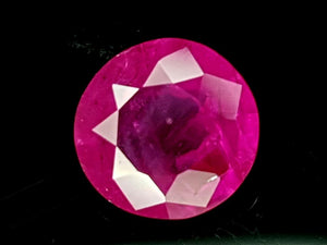 0.8CT NATURAL RUBY HEAT ONLY IGCMR33