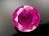 0.97CT NATURAL RUBY HEAT ONLY IGCMR34