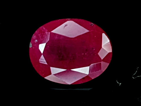 0.71CT NATURAL RUBY HEAT ONLY IGCMR39
