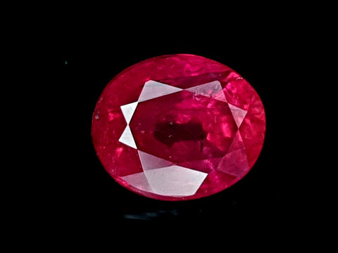 0.60CT NATURAL RUBY HEAT ONLY IGCMR47