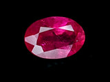 0.55CT NATURAL RUBY HEAT ONLY IGCMR49