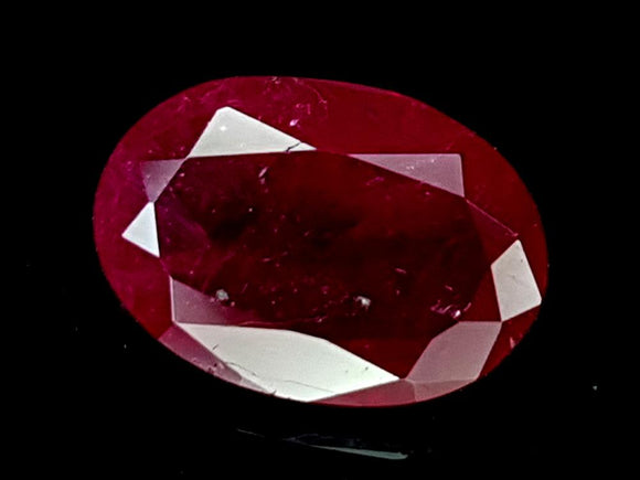1.09CT NATURAL RUBY HEAT ONLY IGCMR05