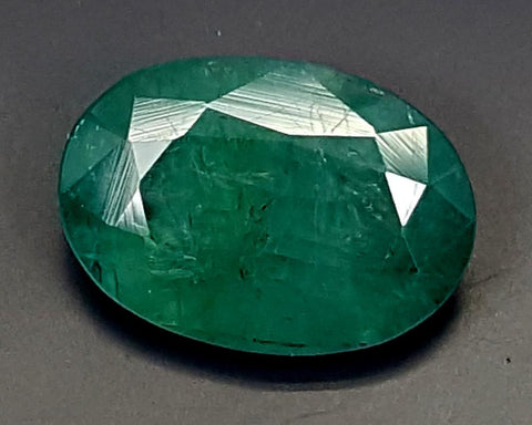 2.35 CT RAREST GRANDIDIERITE GEMSTONES FOR COLLECTION IGCGRN40