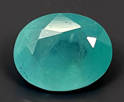 2.45 CT RAREST GRANDIDIERITE GEMSTONES FOR COLLECTION IGCGRN42