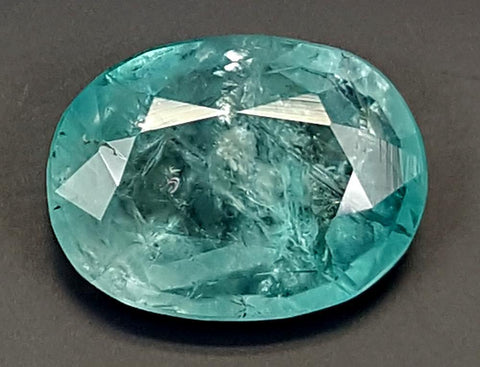 2.09 CT RAREST GRANDIDIERITE GEMSTONES FOR COLLECTION IGCGRN09 - imaangems17