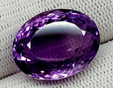 21CT NATURAL AMETHYST GEMSTONE IGCNAM10
