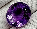 47CT NATURAL AMETHYST GEMSTONE IGCNAM01