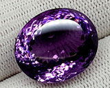 28CT NATURAL AMETHYST GEMSTONE IGCNAM08 - imaangems17