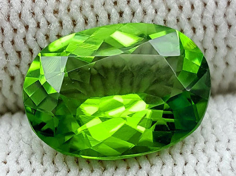 4.29 CT PERIDOT BEST COLOR OF PAKISTAN IGCNOP1