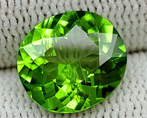 4.15 CT PERIDOT BEST COLOR OF PAKISTAN IGCNOP26 - imaangems17