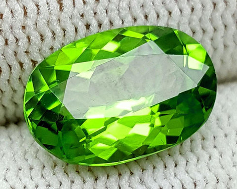 4.25 CT PERIDOT BEST COLOR OF PAKISTAN IGCNOP2