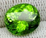 3.65 CT PERIDOT BEST COLOR OF PAKISTAN IGCNOP32 - imaangems17
