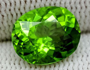 3.55 CT PERIDOT BEST COLOR OF PAKISTAN IGCNOP9 - imaangems17