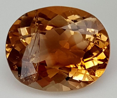 10.7 CT NATURAL TOPAZ GEMSTONE OF PAKISTAN IGCNT102
