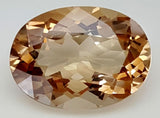 12.9 CT NATURAL TOPAZ GEMSTONE OF PAKISTAN IGCNT12