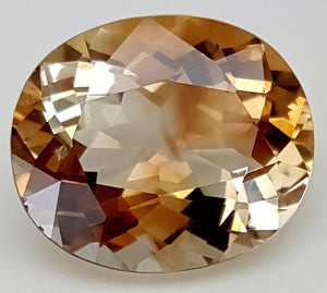16 CT NATURAL TOPAZ GEMSTONE OF PAKISTAN IGCNT17