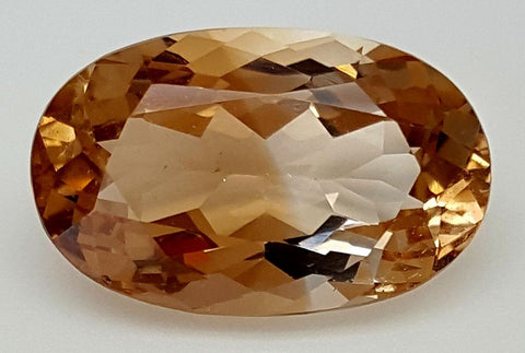 12.55 CT NATURAL TOPAZ GEMSTONE OF PAKISTAN IGCNT18