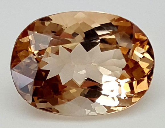 12 CT NATURAL TOPAZ GEMSTONE OF PAKISTAN IGCNT19