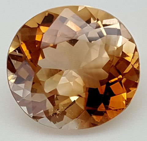 14 CT NATURAL TOPAZ GEMSTONE OF PAKISTAN IGCNT21