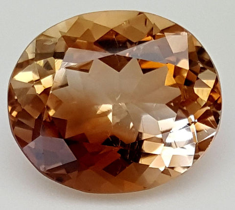 10 CT NATURAL TOPAZ GEMSTONE OF PAKISTAN IGCNT30