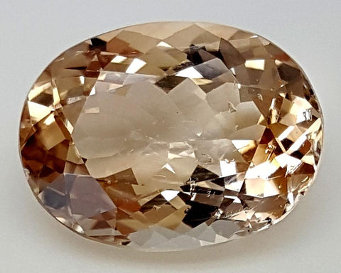 12 CT NATURAL TOPAZ GEMSTONE OF PAKISTAN IGCNT42