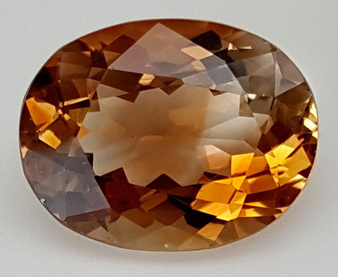 8 CT NATURAL TOPAZ GEMSTONE OF PAKISTAN IGCNT53