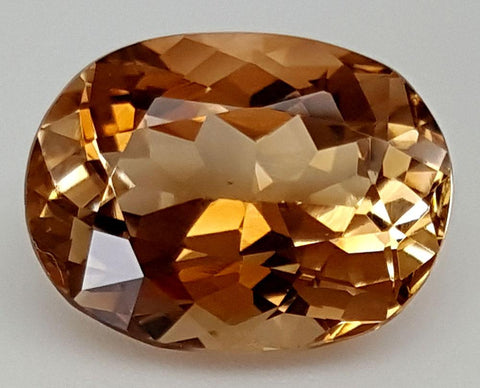 9.35 CT NATURAL TOPAZ GEMSTONE OF PAKISTAN IGCNT56