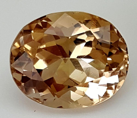 10.5 CT NATURAL TOPAZ GEMSTONE OF PAKISTAN IGCNT76