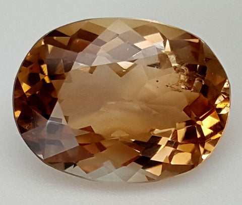 7.3 CT NATURAL TOPAZ GEMSTONE OF PAKISTAN IGCNT79