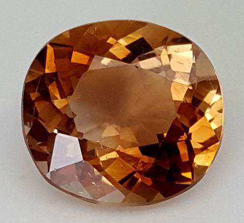8.9 CT NATURAL TOPAZ GEMSTONE OF PAKISTAN IGCNT85