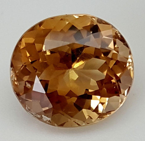 9 CT NATURAL TOPAZ GEMSTONE OF PAKISTAN IGCNT89