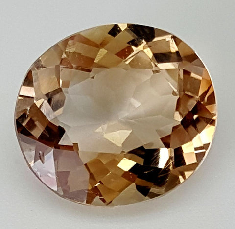 8.2 CT NATURAL TOPAZ GEMSTONE OF PAKISTAN IGCNT90