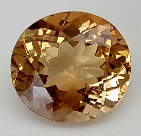 8.7 CT NATURAL TOPAZ GEMSTONE OF PAKISTAN IGCNT91