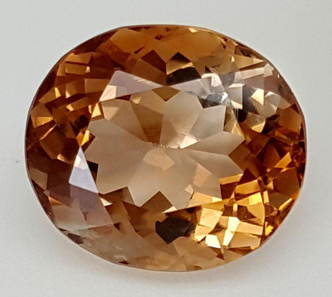 9 CT NATURAL TOPAZ GEMSTONE OF PAKISTAN IGCNT92