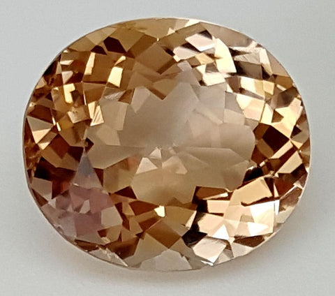 9.1 CT NATURAL TOPAZ GEMSTONE OF PAKISTAN IGCNT94
