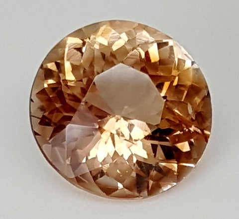 7.5 CT NATURAL TOPAZ GEMSTONE OF PAKISTAN IGCNT98