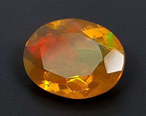 1CT FACETED OPAL HIGH FIRE STONE IGCOP02 - imaangems17