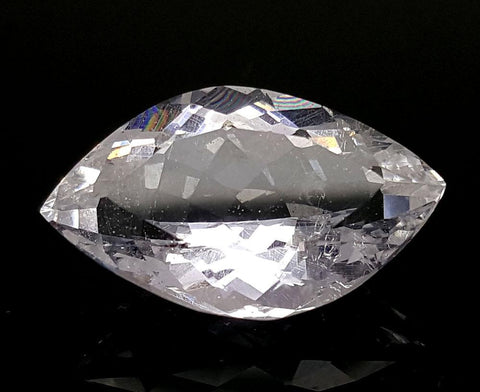 9.85 CT RARE POLLUCITE COLLECTORS GEMS IGCRPOL117