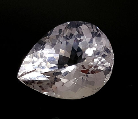 5.9 CT RARE POLLUCITE COLLECTORS GEMS IGCRPOL13 - imaangems17