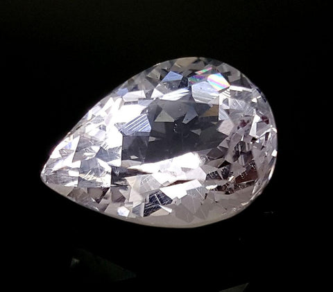 4.6 CT RARE POLLUCITE COLLECTORS GEMS IGCRPOL15