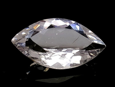 8.45 CT RARE POLLUCITE COLLECTORS GEMS IGCRPOL63