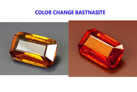 0.95CT RARE BASTNASITE COLOR CHANGE IGCRBS10