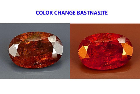 2CT RARE BASTNASITE COLOR CHANGE IGCRBS11
