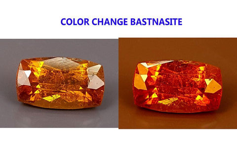 1.45CT RARE BASTNASITE COLOR CHANGE IGCRBS13