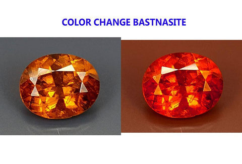 1.45CT RARE BASTNASITE COLOR CHANGE IGCRBS03