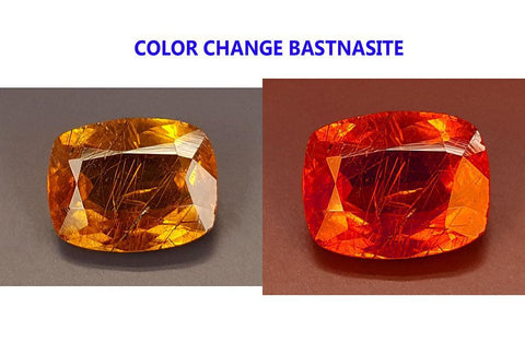 2CT RARE BASTNASITE COLOR CHANGE IGCRBS04 - imaangems17