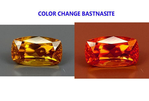 1.55CT RARE BASTNASITE COLOR CHANGE IGCRBS07 - imaangems17