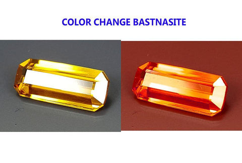 1.35CT RARE BASTNASITE COLOR CHANGE IGCRBS09