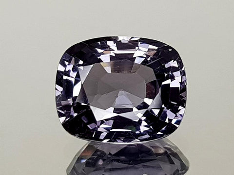 2.25CT NATURAL GREY SPINEL IGCSPIN47